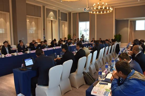 中国载货汽车生产企业联席会2019年度第一次执委会在大连召开